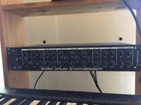 Project 9090 - Analog Drum Machine - Roland TR-909 Clone
