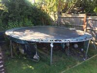 14ft Jumpking trampoline