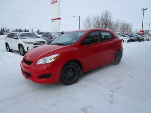 2010 Toyota Matrix Command Starter Low mileage, Taylor certified