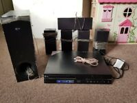 3D BLUE RAY HOME THEATRE SYSTEM