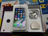 iPhone 6 64GB Silver Unlocked Good Condition