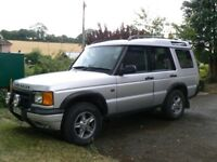 Discovery 2 TD5 2001