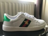 Brand New Genuine Gucci Casual Shoes - UK Size 8