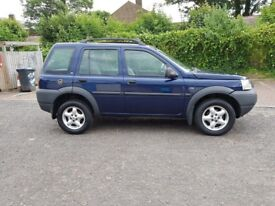 2001 Land Rover Freelander TD4 Automatic @07445775115 only starts no drive gear box problem