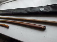 Martial arts wooden training tools - Aikido