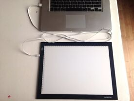 Huion Tracing Light Box 17.7 Inches A4 Size LED Adjustable Light