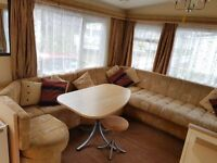 CARAVAN TO RENT, GOLDEN SANDS, DAWLISH WARREN, SOUTH DEVON.