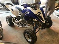 Yamaha raptor 700cc r