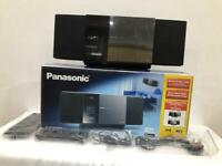 Panasonic SC-HC30DB Compact Stereo CD/MP3 FM/DAB IPOD/IPHONE DOCK BLUETOOTH