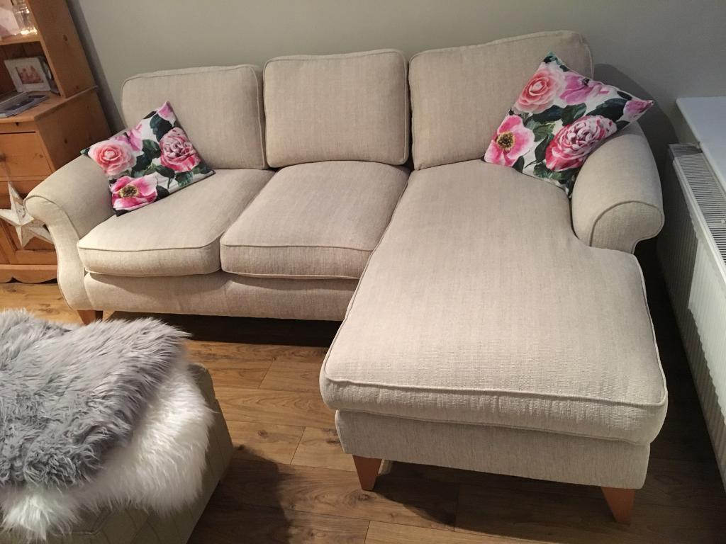 laura ashley style sofa in nottingham nottinghamshire gumtree. Black Bedroom Furniture Sets. Home Design Ideas