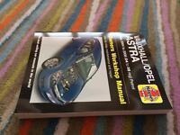 Vauxhall/Opel 2004 -2008 official Haynes manual