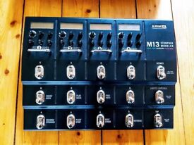 Line6 M13 Multi-effects Stompbox Modeller