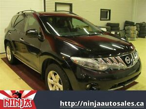 2010 Nissan Murano SL Heated Leather Pano Roof