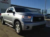 2012 Toyota Tundra 4x4 Double Cab TRD, 5.7L V8, Local, Accident