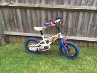 Kids Bike - size for 4-6 year olds