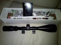 nikko stirling 4-16x50 scope paralax