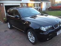 BMW X3 M SPORT 2.0 DIESEL