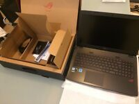"ASUS ROG GL552V 15.6"" Gaming Laptop - £600 ono"
