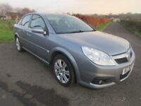 2006 vauxhall vectra 1.8 exclusive ,,one owner only 68k,,full mot