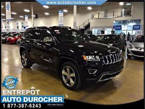 2015 Jeep Grand Cherokee LEATHER SUNROOF  AWD NAVIGATION SYSTEM