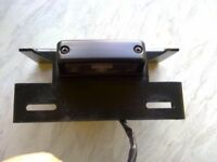 gsxr 600 750 k4 5 tail tidy, number plate bracket and light,