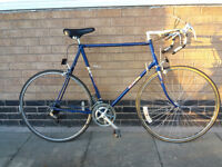 Road/racing bike large frame good condition (city centre)