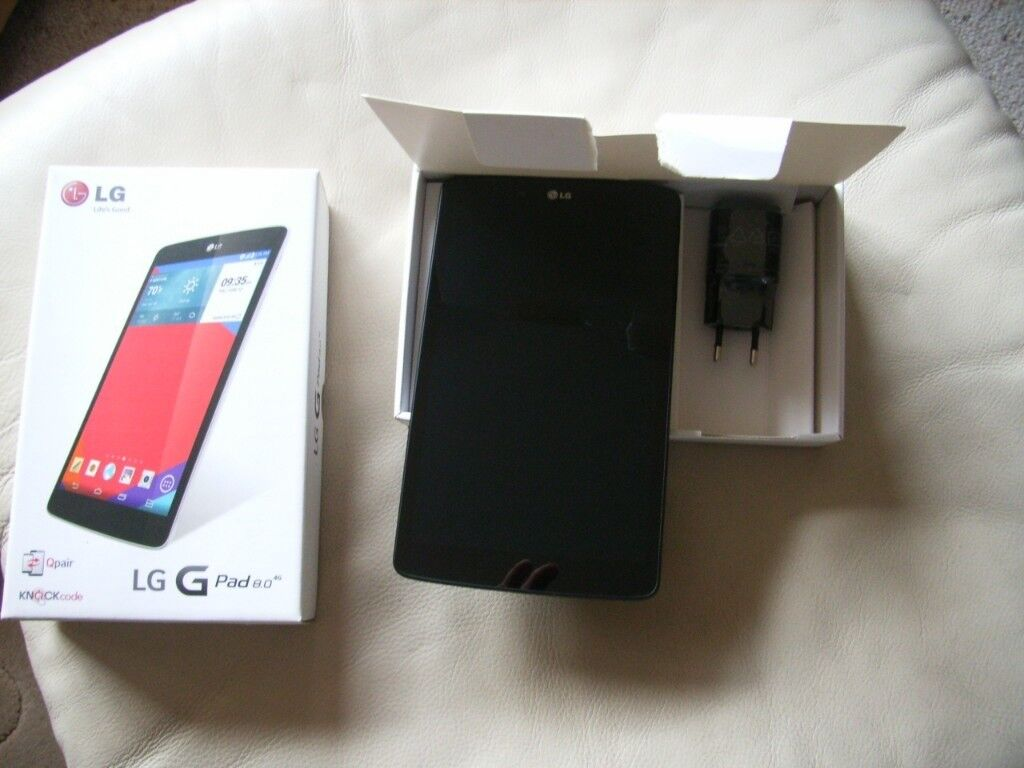 Lg V490 G Pad 80 4g Lte Brand New In Lincoln Lincolnshire Gumtree 8
