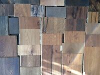 Wood flooring samples, free