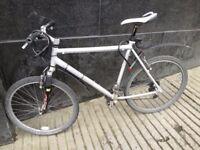 Hybrid urban Bike fully equipped
