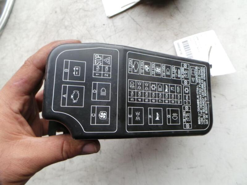 mitsubishi mirage fuse box in engine bay ce cj 1 5ltr. Black Bedroom Furniture Sets. Home Design Ideas