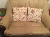 Sofa - complete set; 3, 2 and single