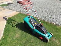Bosch Rotak 36electric lawnmower