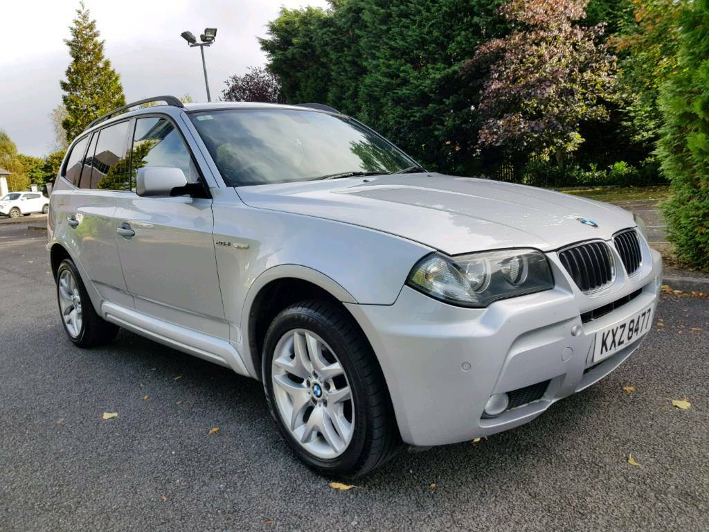 2007 bmw x3 4x4 jeep sport manual in dunmurry belfast gumtree. Black Bedroom Furniture Sets. Home Design Ideas