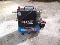 Air Master Tiger 4/6K Turbo small air compressor