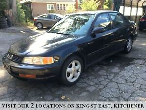 1998 Acura EL Sport   YOU CERTIFY, YOU SAVE