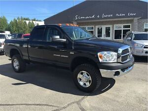 2007 Dodge Ram 2500 SLT POWER CUIR-TOIT