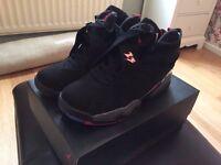 Air Jordan 8 Black & Red