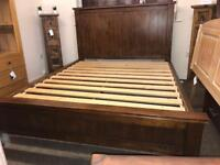 Gillies of Broughty Ferry solid oak bedroom set * free furniture delivery*