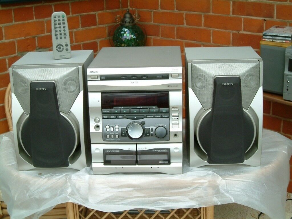 Sony RX77S HIFI System | in Great Yarmouth, Norfolk | Gumtree