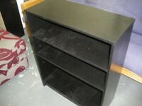 BLACK BOOKCASE at Haven Housing Trust's charity shop