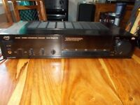 JVC (Ax-220) Dynamic Super-a Stereo (Integrated Amplifier)