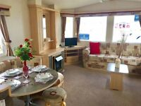 STATIC CARAVANS FOR SALE IN NORTH WALES SITED