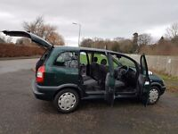 2005 VAUXHALL ZAFIRA LIFE 1.6 MPV 7 SEATER ***REDUCED PRICE THIS WEEKEND***