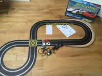 Hornby Scalextric MP4-12C Complete with extra track extension pack 4 included.