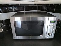 Kenwood K25CS14 Stainless Steel Combination Microwave (PERFECT CONDITION)