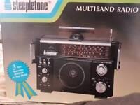 Steepletone mbr7 multiband radio