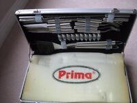 Prima Stainless steel 30 piece barbecue set