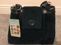 Earth squared handbag new with tags.