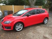 seat leon fr cr tdi, 2010, vgc, waterpump and cambelt changed