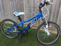 "Dawes Redtail Blue & White 20"" Bike"
